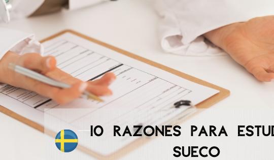 10 razones para estudiar sueco.