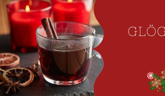 La bebida glögg no puede faltar en Navidad.