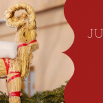 ¿Qué tiene que ver una cabra con la Navidad?