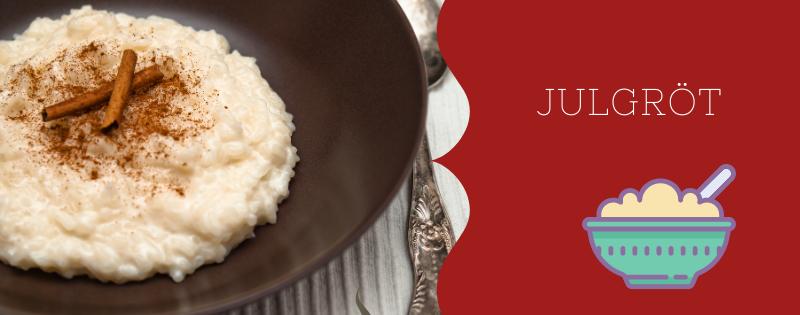 El arroz con leche sueco no puede faltar en el bufé navideño. Pero ¿sabías que tiene poderes mágicos?
