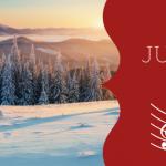 Estrellas, velas y copos de nieve – es Navidad