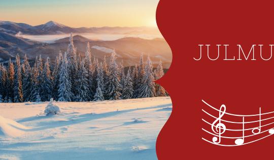 La música navideña sueca transmite paz y esperanza, algo muy importante en estos días.