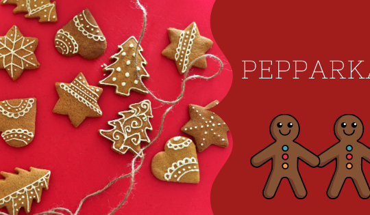 Pepparkakor, una parte imprescindible de la Navidad