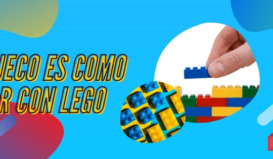 Domina el orden de palabras en sueco jugando con Lego