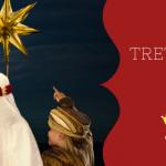 Los Reyes Magos también viajan a Suecia