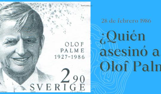 ¿Quién asesinó a Olof Palme?