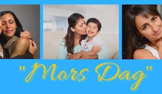 """Este Domingo llega el turno a las Madres en Suecia. Se celebra """"Mors Dag""""."""