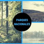 Los paraísos naturales protegidos en Suecia