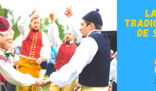La ropa tradicional de Suecia ha pasado de ser la ropa de los campesinos a ser la ropa de las fiestas.