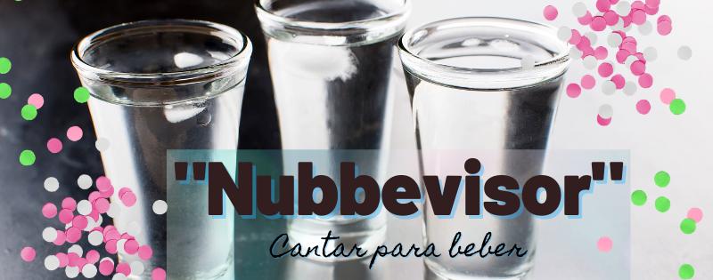 """""""Nubbevisa"""" - cantar para beber."""