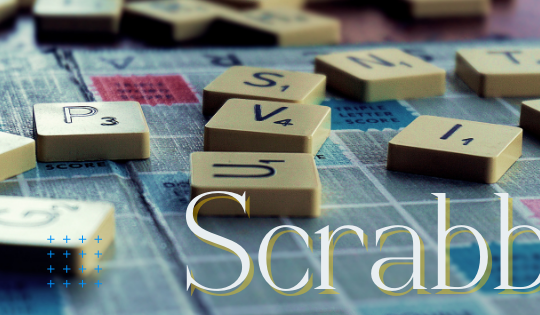 Saber crear sustantivos compuestos es muy útil si quieres jugar al Scrabble