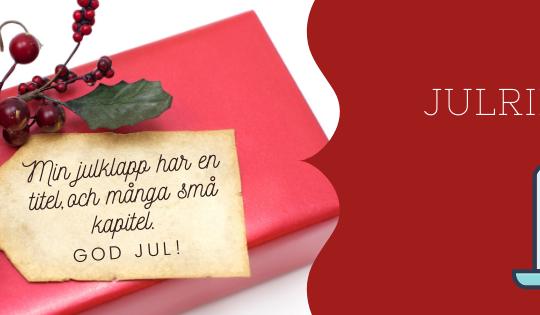 La parte más personal de un regalo son las rimas para regalos.